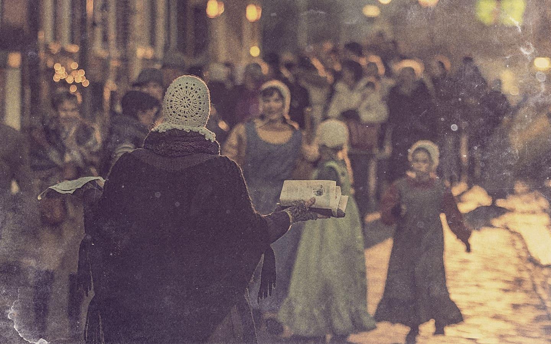 aanmelden Dickens Fair